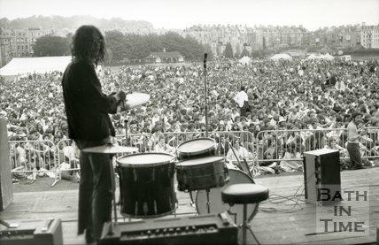 The Bath Blues Festival, Recreation Ground, 28 June 1969