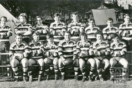 Bath Rugby Team, 17 May 1971