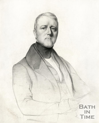 Portrait of J.D. Loder of Bath, c.1837