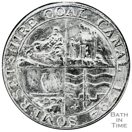 The seal of the Somersetshire Coal Canal Company, 1794