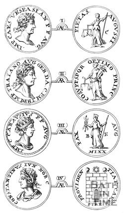 Roman Coins, 1676