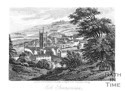 Bath Somersetshire, 1817