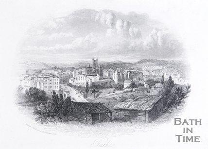 Bath, 1840