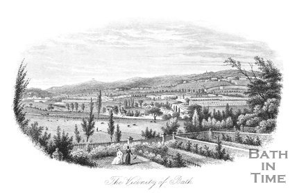 The Vicinity of Bath, c.1845