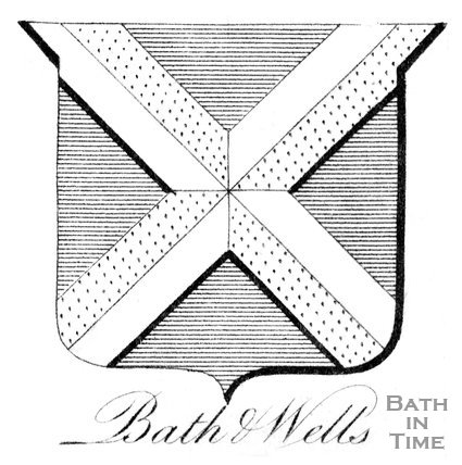 Emblem of Bath and Wells,