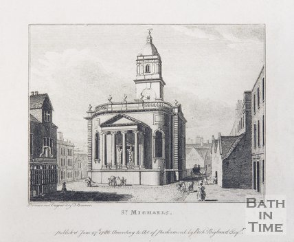 St. Michael's, Bath, 1786