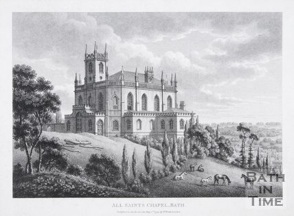 All Saint's Chapel, Bath, 1794