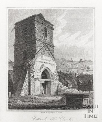 Bathwick Old Church, 1818