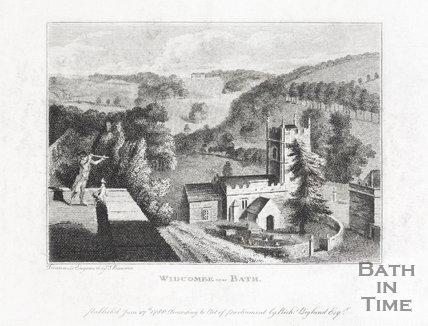 Widcombe near Bath, 1786