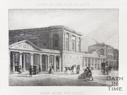 Pump Room & Baths, 1829