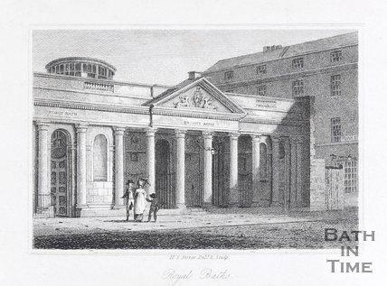 Royal Baths, 1818