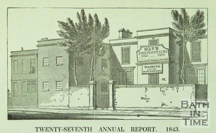 Twenty-Seventh Annual Report, Bath Penitentiary, 1843