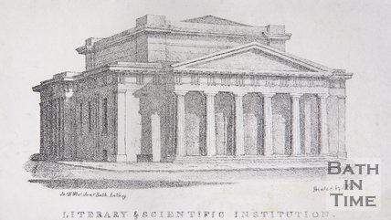 Bath Literary & Scientific Institution, 1823