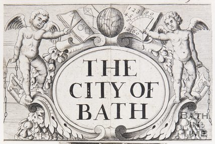 The City of Bath, 1694