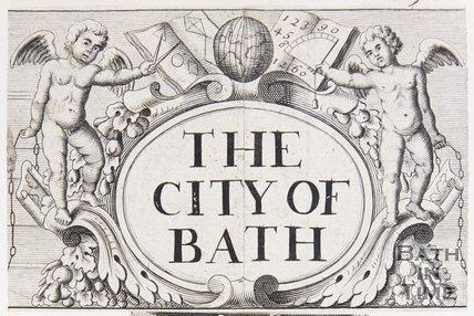 The City of Bath, 1694