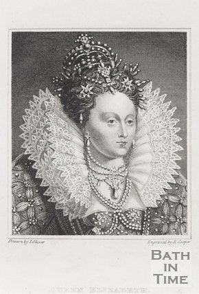 Portrait of Queen Elizabeth, date not known