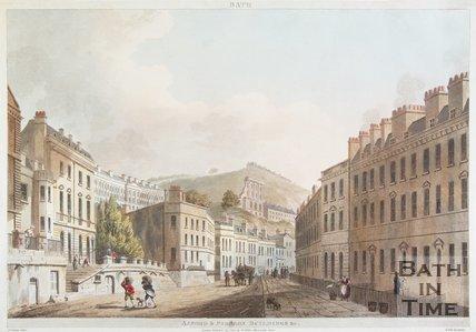 Axford & Paragon Buildings & c, Bath, 1804