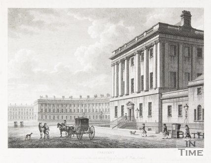 Crescent, Bath, 1794