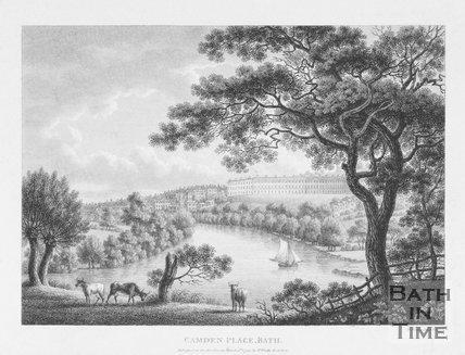 Camden Place, Bath, 1794