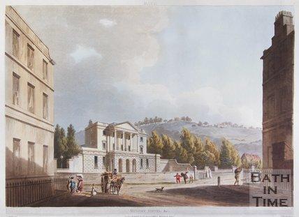 Sydney Hotel, Bath 1805