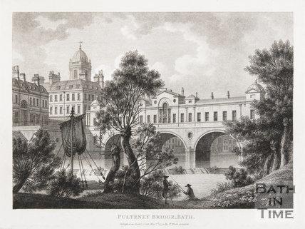 Pulteney Bridge, Bath, 1794