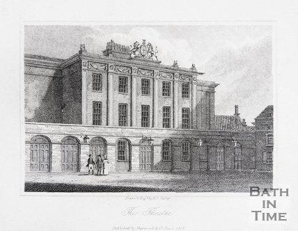 The Theatre, 1818
