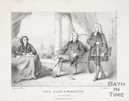 Pope, Allen & Warburton (At Prior Park), Bath