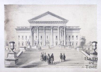 Prior Park, Bath, c.1840?