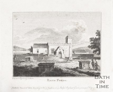 Bath Forde (Bathford Church), 1784
