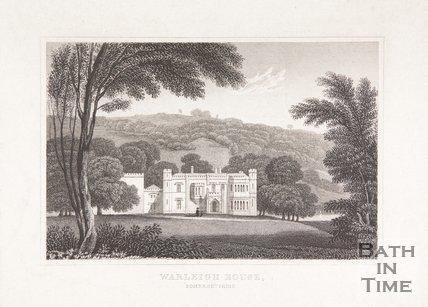 Warleigh House (Warleigh Manor), Bath, 1824