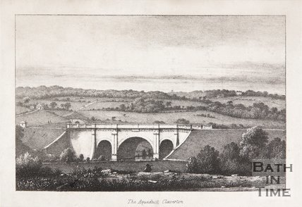 The Aqueduct, Claverton, near Bath