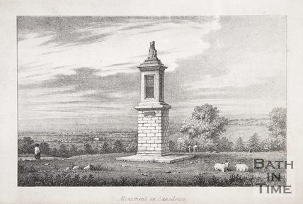 The Monument on Lansdowne, Bath