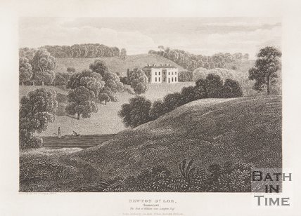 Newton St Loe, near Bath, Somerset, 1812