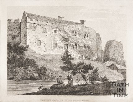Farley Castle, Somersetshire, 1810