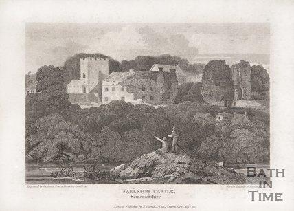 Farleigh Castle, Somersetshire, 1813