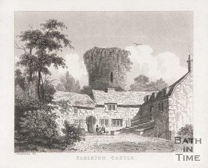 Farleigh Castle,