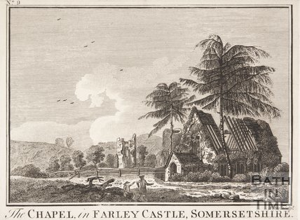 The Chapel in Farley Castle, Somersetshire, 1702