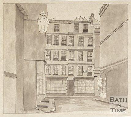 Stall Street, Bath,