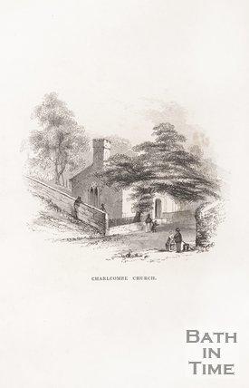 Charlcombe Church, near Bath