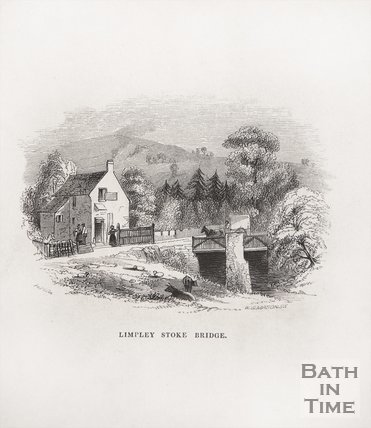 Limpley Stoke Bridge, near Bath, 1848