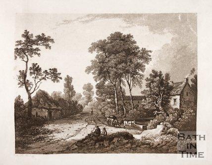 The Village of Wick, near Bath