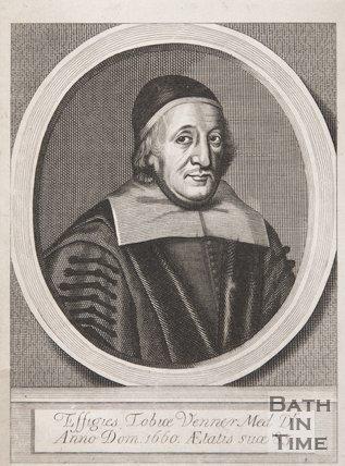 Portrait of Dr Tobice Venner