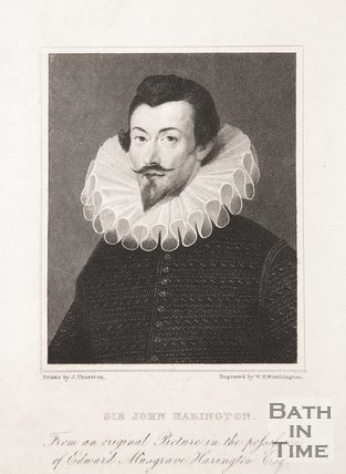 Portrait of Sir John Harington