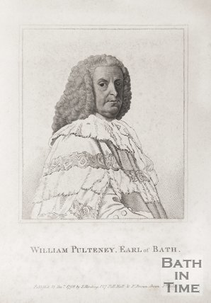 Portrait of William Pulteney, Earl of Bath, 1798
