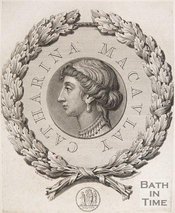 Portrait of Catharina Macaulay