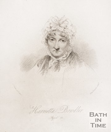 Portrait of Henrietta Bowdler