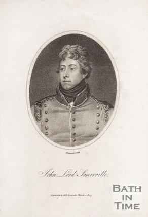 Portrait of John Lord Somerville, 1807