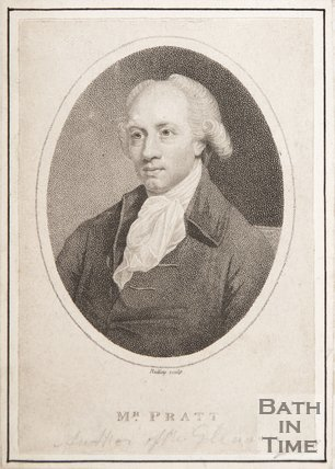 Portrait of Mr Pratt