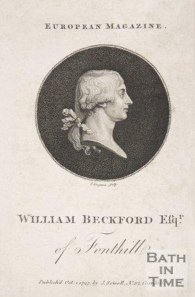 Portrait of William Beckford Esq, 1797