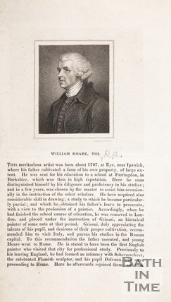 William Hoare Esq